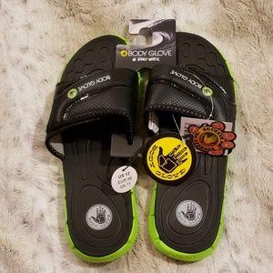 NWT - Body Glove Sandals
